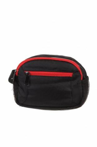 Чанта за кръст, Цвят Черен, Текстил, Цена 23,21лв.