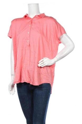 Γυναικεία μπλούζα Trenery, Μέγεθος XXL, Χρώμα Ρόζ , Μοντάλ, Τιμή 8,77€