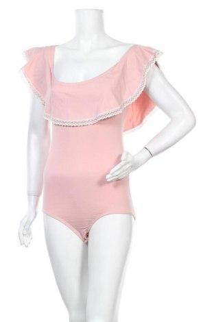 Дамска блуза - боди Dolores Promesas, Размер S, Цвят Розов, 96% памук, 4% еластан, Цена 10,62лв.