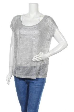 Дамска блуза 17 & Co., Размер XL, Цвят Сив, 65% полиестер, 35% вискоза, Цена 12,87лв.
