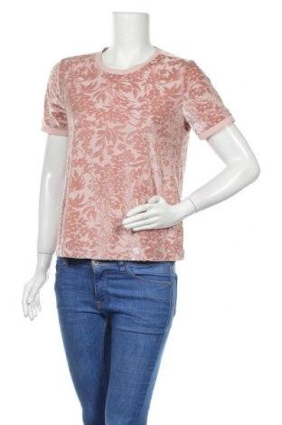 Дамска блуза A New Day, Размер S, Цвят Розов, 95% полиестер, 5% еластан, Цена 16,07лв.