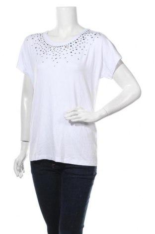 Дамска блуза Amy Vermont, Размер S, Цвят Бял, Цена 14,96лв.