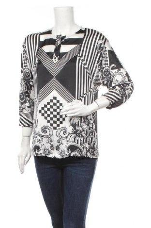 Дамска блуза Amy Vermont, Размер S, Цвят Черен, Полиестер, Цена 4,99лв.