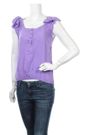 Γυναικεία μπλούζα Ann Christine, Μέγεθος S, Χρώμα Βιολετί, Βισκόζη, Τιμή 10,39€