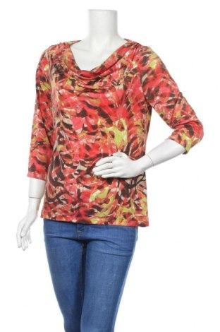 Дамска блуза Anne Klein, Размер L, Цвят Многоцветен, 95% полиестер, 5% еластан, Цена 11,40лв.