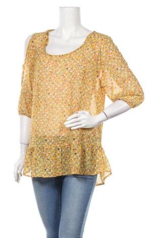Дамска блуза Antilia Femme, Размер L, Цвят Многоцветен, Полиестер, Цена 4,23лв.
