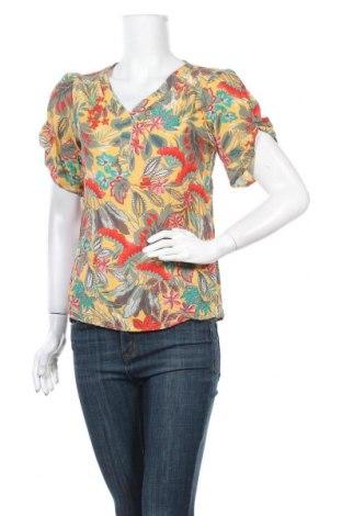 Дамска блуза Armand Thiery, Размер S, Цвят Многоцветен, Вискоза, Цена 10,08лв.