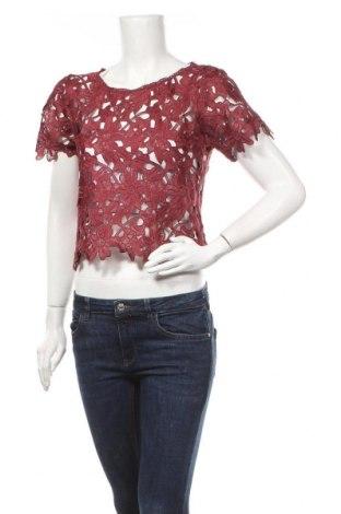 Γυναικεία μπλούζα Atmosphere, Μέγεθος XS, Χρώμα Κόκκινο, Τιμή 12,34€