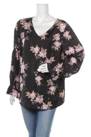 Γυναικεία μπλούζα Avella, Μέγεθος XXL, Χρώμα Μαύρο, Πολυεστέρας, Τιμή 8,77€