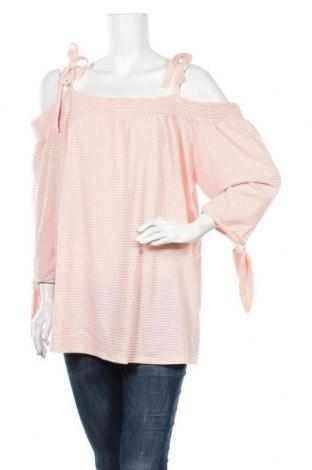 Γυναικεία μπλούζα Avella, Μέγεθος XL, Χρώμα Ρόζ , Πολυεστέρας, βισκόζη, ελαστάνη, Τιμή 14,29€