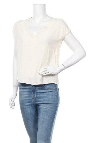 Γυναικεία μπλούζα Aware by Vero Moda, Μέγεθος S, Χρώμα  Μπέζ, Βισκόζη, Τιμή 9,87€