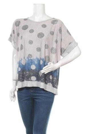 Дамска блуза B.C. Best Connections, Размер M, Цвят Сив, 95% вискоза, 5% еластан, Цена 14,96лв.