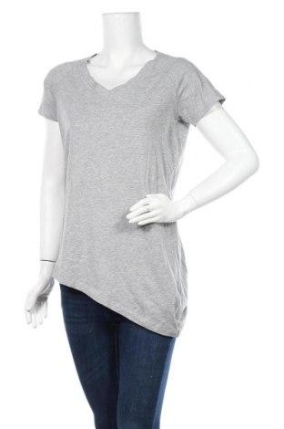 Дамска блуза B.C. Best Connections, Размер L, Цвят Сив, 90% памук, 10% вискоза, Цена 14,70лв.