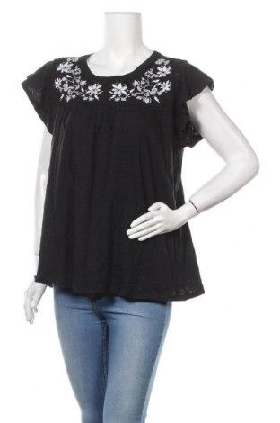 Γυναικεία μπλούζα B Collection, Μέγεθος L, Χρώμα Μαύρο, Βαμβάκι, Τιμή 9,94€