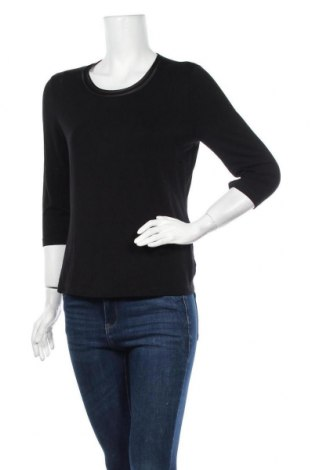 Γυναικεία μπλούζα Basler, Μέγεθος L, Χρώμα Μαύρο, 92% βισκόζη, 8% ελαστάνη, Τιμή 14,91€