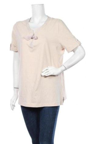 Γυναικεία μπλούζα Basler, Μέγεθος XXL, Χρώμα  Μπέζ, Τιμή 22,73€