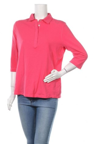 Γυναικεία μπλούζα Basler, Μέγεθος XL, Χρώμα Ρόζ , 95% βαμβάκι, 5% ελαστάνη, Τιμή 22,21€