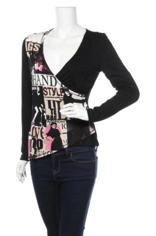 Γυναικεία μπλούζα Best Connections, Μέγεθος M, Χρώμα Μαύρο, Τιμή 8,77€