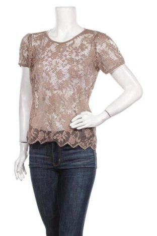 Γυναικεία μπλούζα Best Connections, Μέγεθος M, Χρώμα Καφέ, Τιμή 3,86€