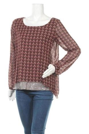 Γυναικεία μπλούζα Best Connections, Μέγεθος M, Χρώμα Πολύχρωμο, Πολυεστέρας, βισκόζη, Τιμή 4,07€
