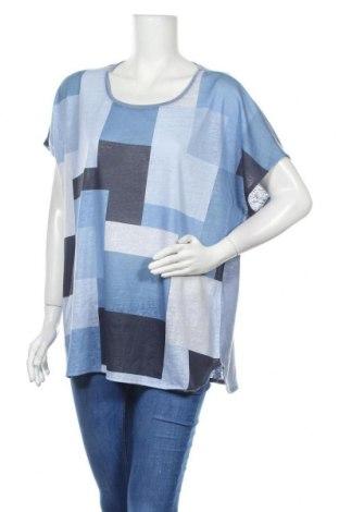 Γυναικεία μπλούζα Bianca, Μέγεθος XXL, Χρώμα Μπλέ, Πολυεστέρας, Τιμή 9,87€