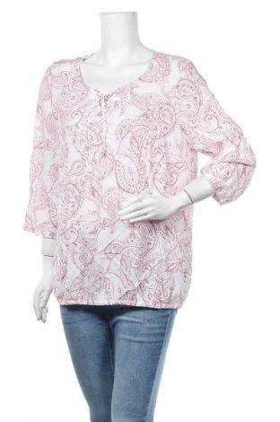 Γυναικεία μπλούζα Bonita, Μέγεθος XL, Χρώμα Λευκό, Βισκόζη, Τιμή 6,79€