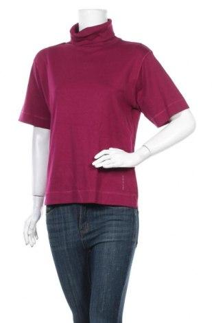 Дамска блуза Boule..., Размер XXL, Цвят Лилав, 100% памук, Цена 17,85лв.