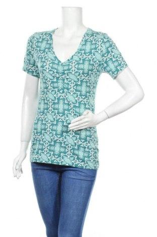 Γυναικεία μπλούζα Boysen's, Μέγεθος M, Χρώμα Μπλέ, 95% βαμβάκι, 5% ελαστάνη, Τιμή 11,11€