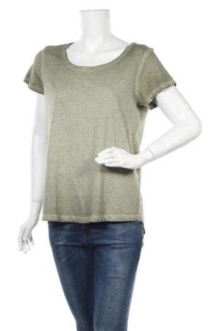Γυναικεία μπλούζα C&A, Μέγεθος M, Χρώμα Πράσινο, 92% βαμβάκι, 8% πολυεστέρας, Τιμή 11,04€