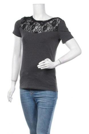 Дамска блуза Calliope, Размер L, Цвят Сив, 57% памук, 40% полиестер, 3% еластан, Цена 10,08лв.