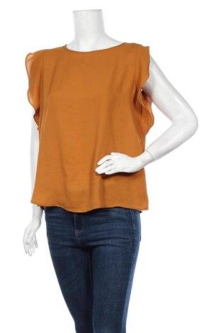 Дамска блуза Calliope, Размер M, Цвят Кафяв, Полиестер, Цена 12,97лв.