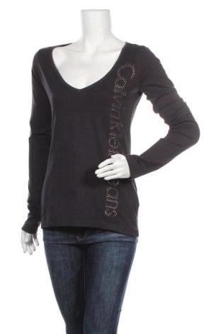 Dámská halenka Calvin Klein Jeans, Velikost M, Barva Modrá, Bavlna, Cena  434,00Kč