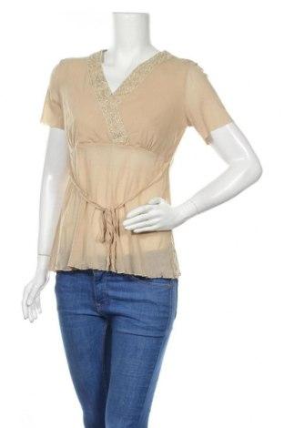 Дамска блуза Casa Blanca, Размер M, Цвят Бежов, Цена 3,00лв.