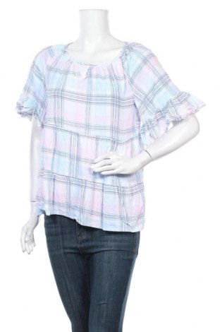 Дамска блуза Cellbes, Размер M, Цвят Многоцветен, Вискоза, Цена 4,20лв.