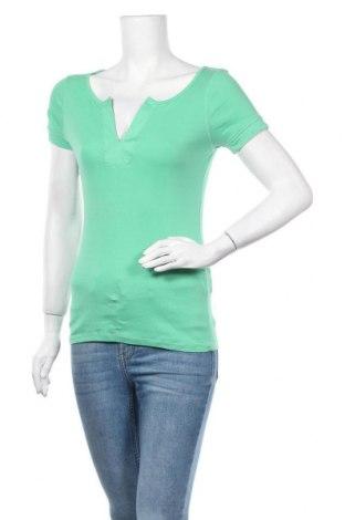 Γυναικεία μπλούζα Chattawak, Μέγεθος M, Χρώμα Πράσινο, Βαμβάκι, Τιμή 10,39€