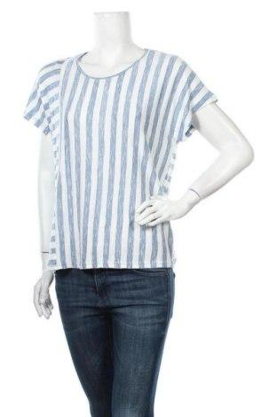Γυναικεία μπλούζα Collection L, Μέγεθος L, Χρώμα Λευκό, 82% βισκόζη, 18% πολυεστέρας, Τιμή 8,83€