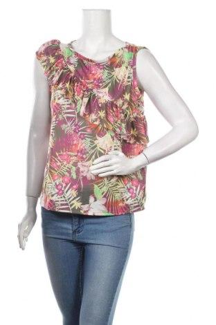 Дамска блуза Colours Of The World, Размер M, Цвят Многоцветен, Полиестер, Цена 11,76лв.