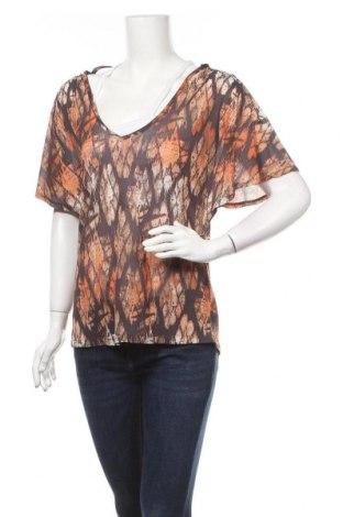 Дамска блуза Colours Of The World, Размер L, Цвят Многоцветен, Полиамид, Цена 3,94лв.