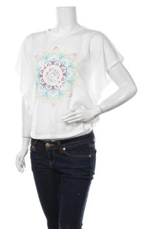 Дамска блуза Colours Of The World, Размер S, Цвят Бял, Полиестер, Цена 17,01лв.