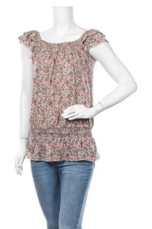 Дамска блуза Colours Of The World, Размер S, Цвят Многоцветен, 50% полиестер, 50% вискоза, Цена 4,20лв.