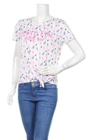 Дамска блуза Colours Of The World, Размер M, Цвят Многоцветен, Полиестер, Цена 4,73лв.