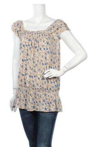 Дамска блуза Colours Of The World, Размер M, Цвят Многоцветен, 50% полиестер, 50% вискоза, Цена 4,73лв.