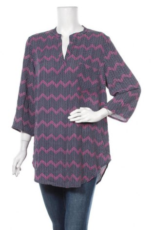 Дамска блуза Crossroads, Размер XL, Цвят Син, 100% полиестер, Цена 17,96лв.