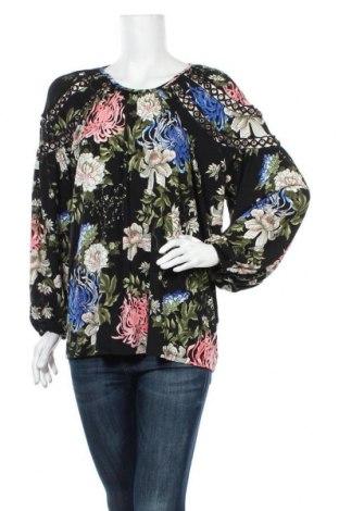 Дамска блуза Crossroads, Размер XL, Цвят Многоцветен, 95% полиестер, 5% еластан, Цена 16,96лв.