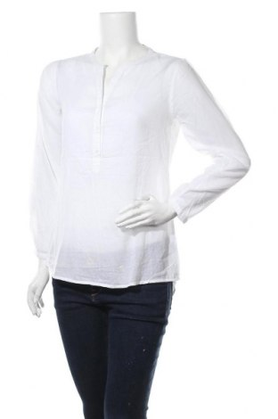 Дамска блуза Darling, Размер S, Цвят Бял, Памук, Цена 18,95лв.