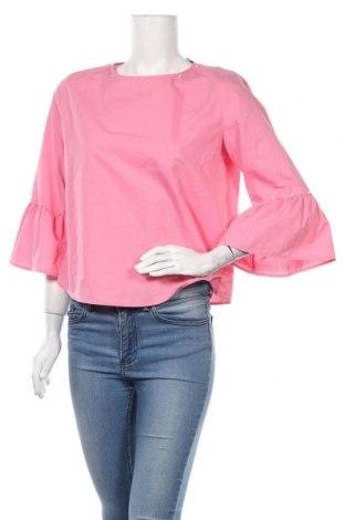 Γυναικεία μπλούζα Defacto, Μέγεθος L, Χρώμα Ρόζ , 80% πολυεστέρας, 20% βαμβάκι, Τιμή 9,35€