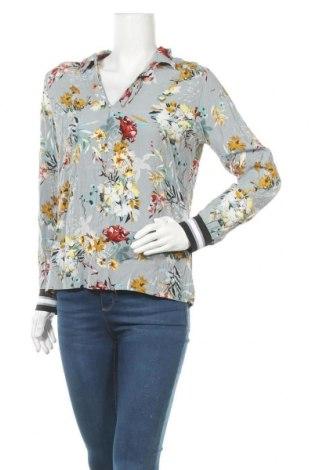 Γυναικεία μπλούζα Denim Hunter, Μέγεθος L, Χρώμα Πολύχρωμο, Βισκόζη, Τιμή 7,79€