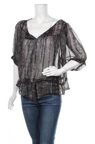 Дамска блуза Deval, Размер L, Цвят Многоцветен, Полиестер, Цена 17,85лв.