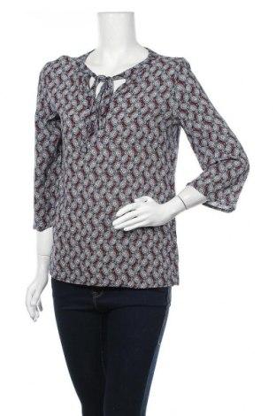 Дамска блуза Dika, Размер M, Цвят Многоцветен, Вискоза, Цена 4,39лв.
