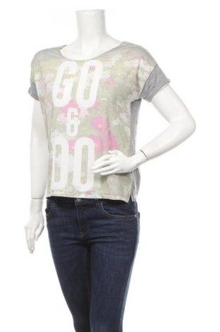 Γυναικεία μπλούζα Edc By Esprit, Μέγεθος S, Χρώμα Πολύχρωμο, Πολυεστέρας, μοντάλ, βαμβάκι, Τιμή 12,34€